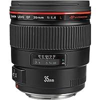 Lente Canon EF 35mm f/1.4L USM Autofoco