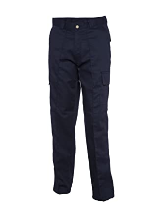 """f5cb82d5ef Mens Cargo Combat Work Trousers Sizes 28""""- 52"""" Workwear Pants  (34"""""""