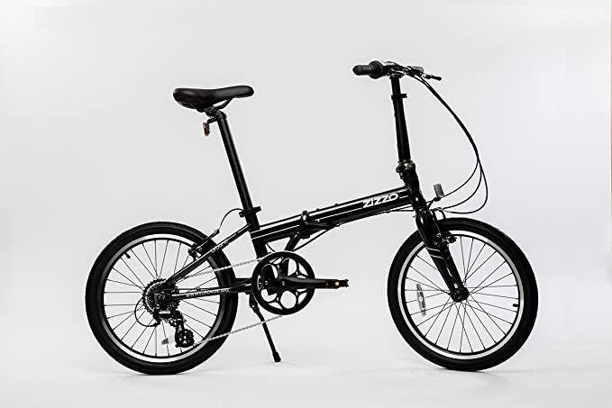 Best Budget Folding Bike: EuroMini ZiZZO Urbano Folding Bike