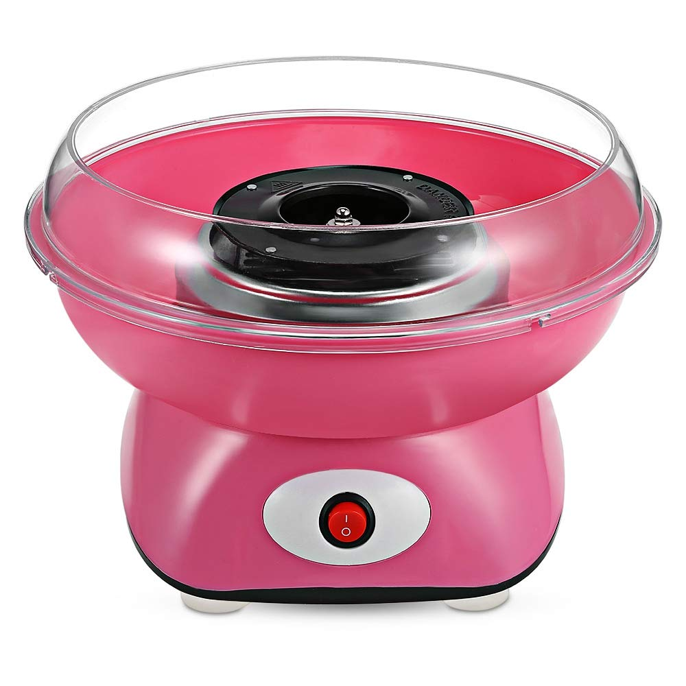 Household Electric DIY Cotton Candy Maker Machine 450-550W 220-240V (Pink) by YaSaShe (Image #4)