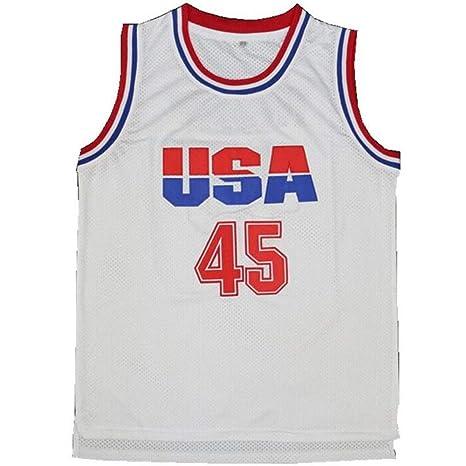Jersey De Baloncesto, Trump 45, Jersey De Baloncesto para ...