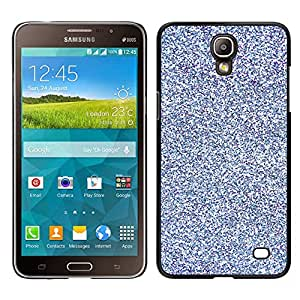 Stuss Case / Funda Carcasa protectora - Bleu clair Violet - Samsung Galaxy Mega 2