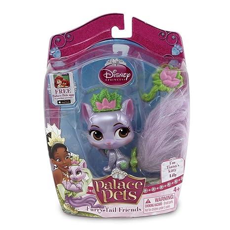Amazon Com Disney Princess Palace Pets Furry Tail Friends