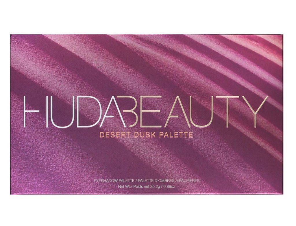 Huda Beauty Desert Dusk Eyeshadow Palette by Huda Beauty (Image #1)