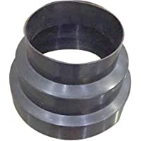OICOTA 6-Inch to 5-Inch, 4-Inch Cone Reducer (Converter) for Pipe