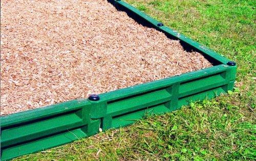 Kidstuff Playsystems 9250 Plastic Border Timbers