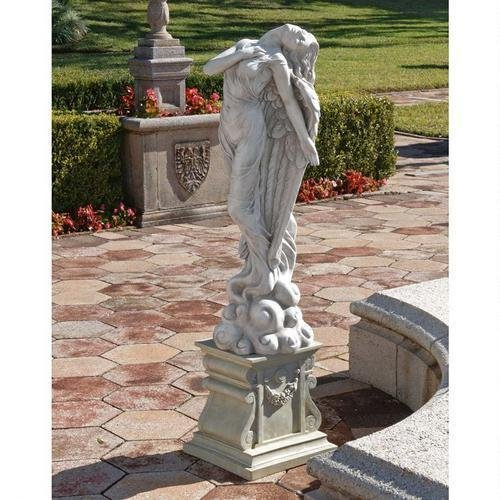 Estate Ascending Angel Statue Design Garden Sculpture Sculptures by Statues