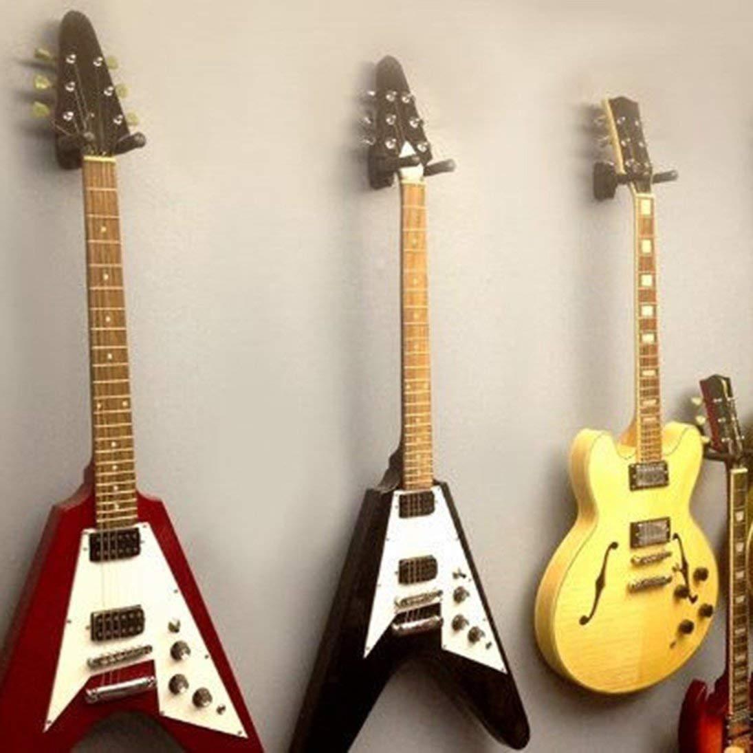 Mandolin Banjo Baynne-CAa2 Guitar Hanger Hook Holder Wall Mount Guitars Bass,Ukulele