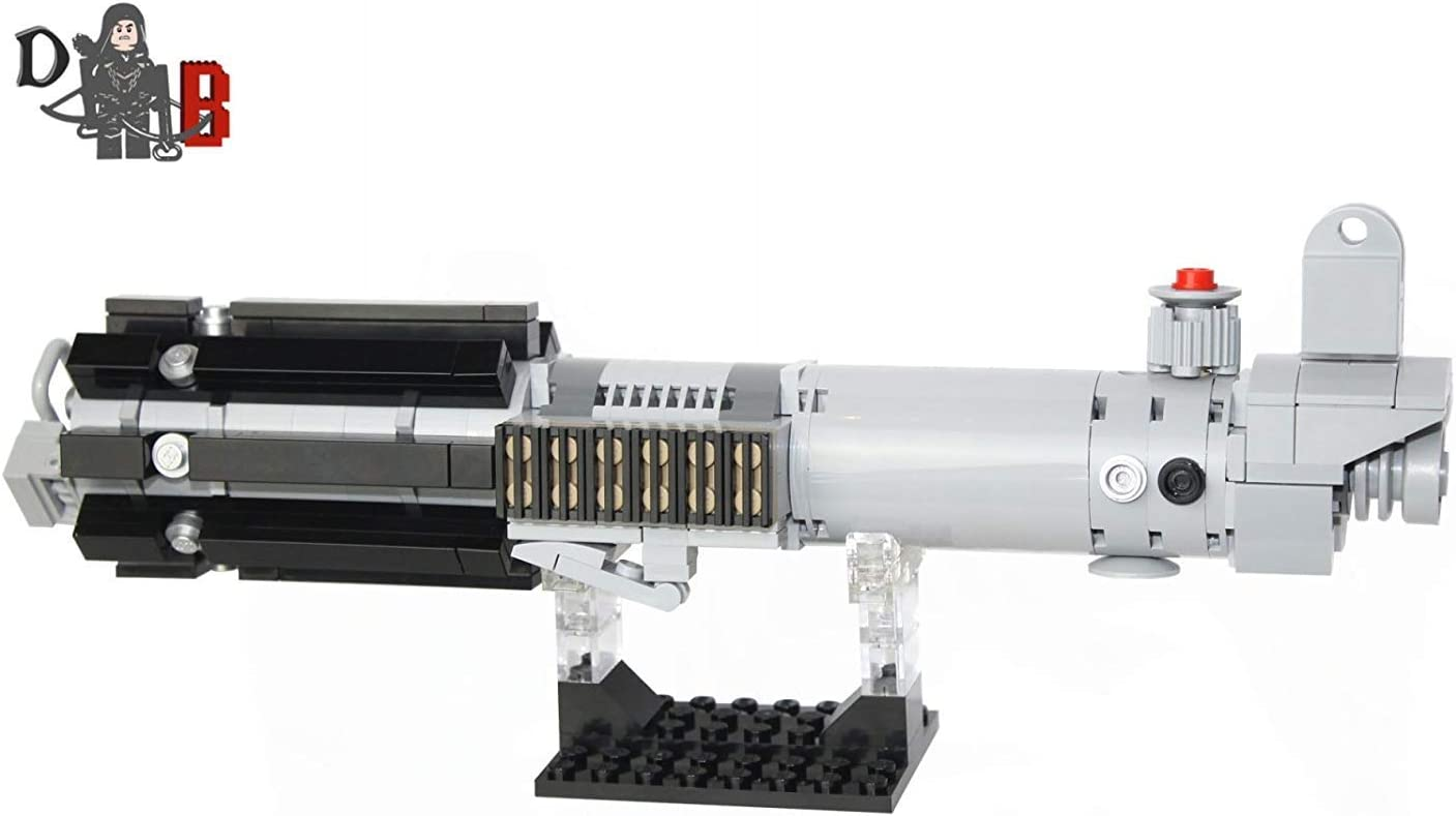 Star Wars Luke Skywalker Lightsaber from Return of the Jedi made with LEGO parts