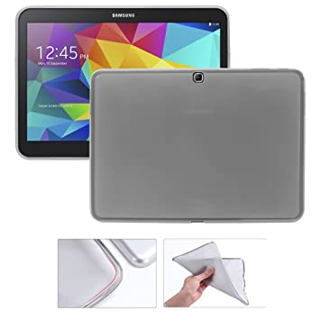 Donkeyphone - FUNDA GEL TRANSPARENTE PARA SAMSUNG GALAXY TAB ...