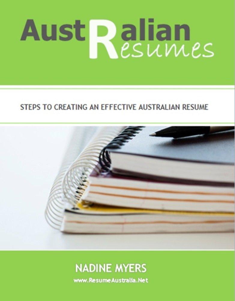 Australian Resumes Steps To Creating An Effective Australian