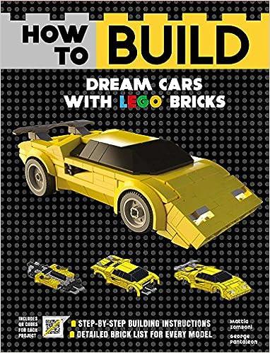 How to Build Dream Cars with LEGO Bricks: Mattia Zamboni, George