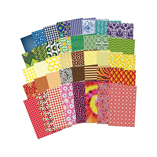 - Roylco R15289 All Kind of Fabric Decorative Paper