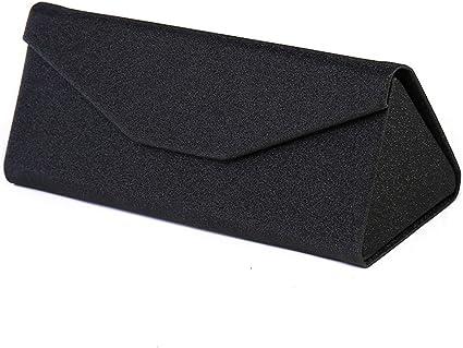 QSFGHJKUV Estuche para lápices Estuche de 5 piezas Grano de madera Monedero Gafas Caja Gafas hechas