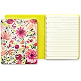 Kate Spade Concealed Spiral Notebook, Dahlia, Multi (173231)