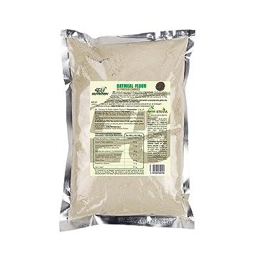 EU Nutrition Oatmeal Flour Cookies - 2 Paquetes x 1000 gr - Total: 2000 gr: Amazon.es: Salud y cuidado personal