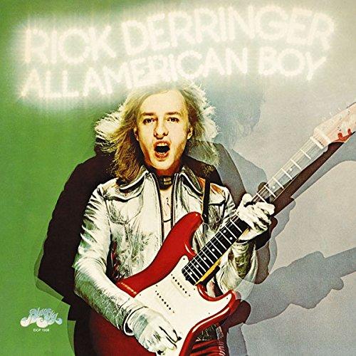 RICK DERRINGER - All American Boy