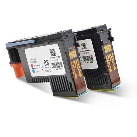 Amazon.com: Wolfgray HP88 - Cabezal de impresión para ...