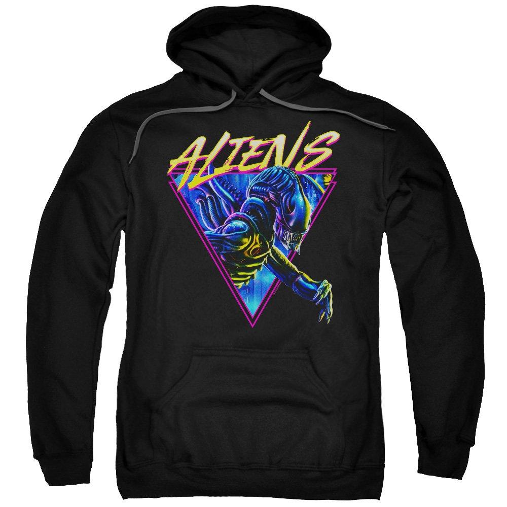 Aliens - - Herren Neonmorph Pullover Hoodie