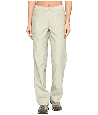 f3249e15035 The North Face Women s Horizon 2.0 Pants - Granite Bluff Tan Heather - 2  Short