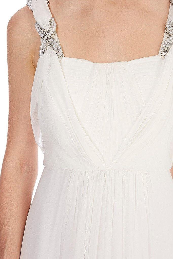 Coast - Mujeres Avlyn Grecian Vestido de Novia Maxi: Amazon.es: Ropa y accesorios