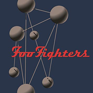 Foo fighters the colour and the shape special edition cd new.