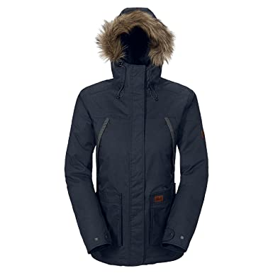Wolfskin Blue Jack Jacket Night Elliston Xs W Texapore oBxedrC