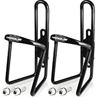 Soporte Botella Bicicleta Monta/ña Portabotellas Liviano para Bicicletas Ideal para Bicicleta de Carretera Bicicleta para Ni/ños N//F CYJZHEU Portabotellas Bicicletas Aluminio Negro