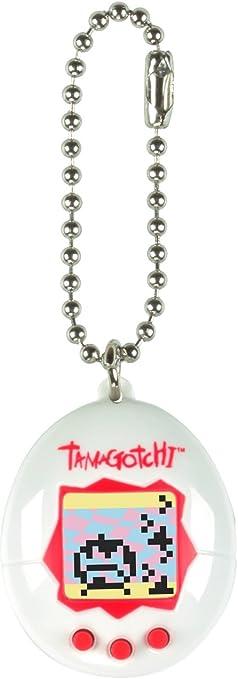 Tamagotchi Chibi Tamagotchi Bandai 41820 morado y blanco
