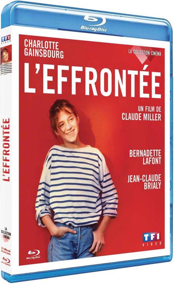 L\'effrontée [Blu-ray] [FR Import]: Amazon.de: Charlotte Gainsbourg ...