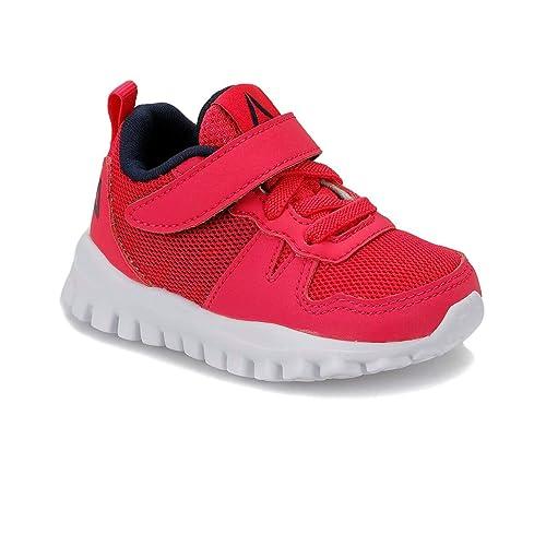 Reebok Realflex Train 5.0 Alt, Zapatillas de Deporte para Niñas, (Twisted Pink/