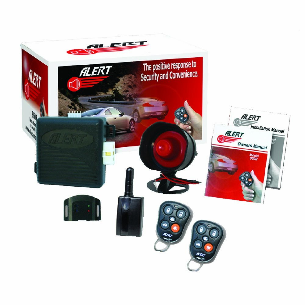 Amazon alert 650r remote starter with alarm automotive publicscrutiny Choice Image