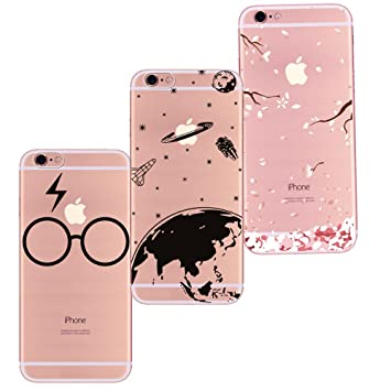 coque iphone 6 noir dessin
