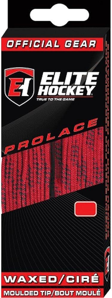 Elite Hockey Prolace Waxed Hockey Skate Laces : Sports & Outdoors