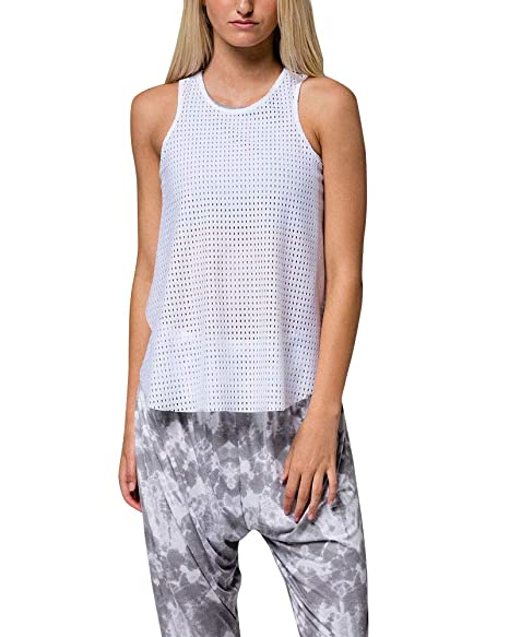 Amazon.com: Onzie 3063 Hot Yoga Molly - Camiseta de yoga ...