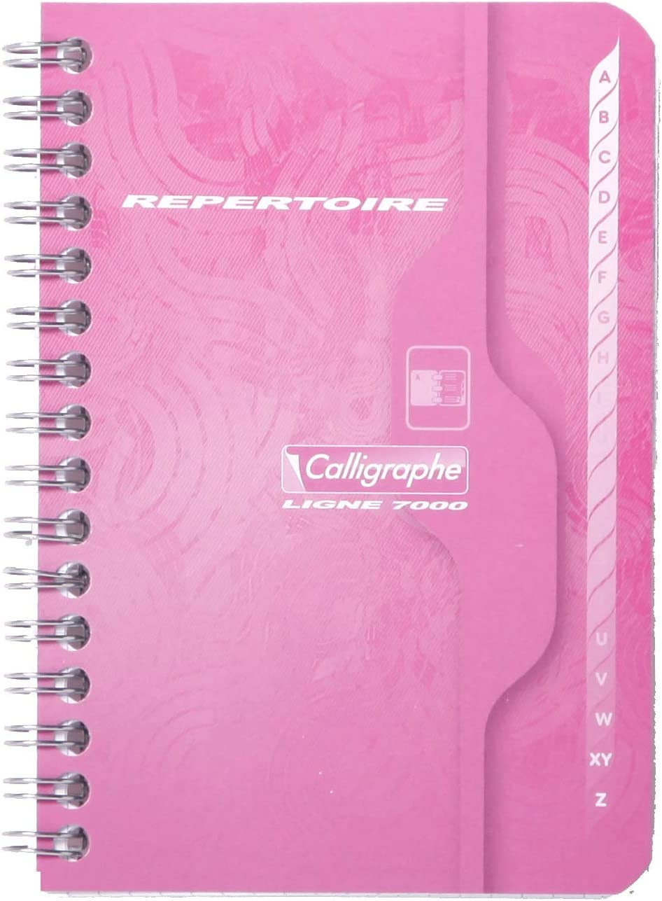 Clairefontaine 749C Rubrica a Spirale