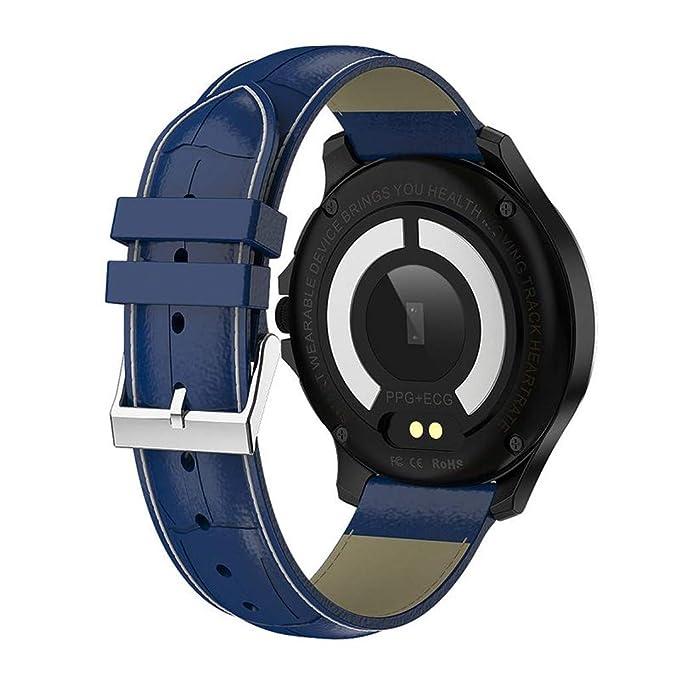 POJIETT Reloj Inteligente Hombre Mujer Relojes Deportivos con Cámara Bluetooth Alarma Sports Smart Watch Women Men Fitness Tracker IP67 Impermeable ...