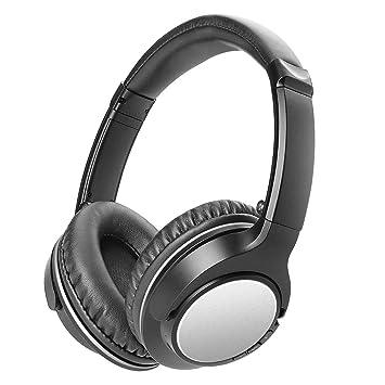 GIARIDE Auriculares inalámbricos Bluetooth Auriculares Plegables Sobre la Oreja con micrófono Hi-Fi Deep Bass Stereo, Cancelación de Ruido, ...