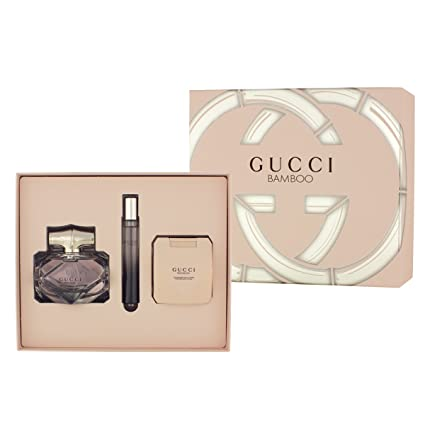 Gucci - Estuche de regalo eau de parfum bamboo: Amazon.es ...