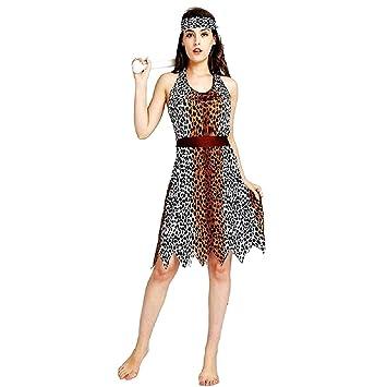 Pri04 - traje primitivo de mujer de las cavernas - primates ...