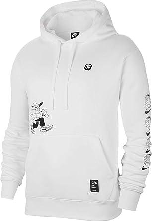 Amazon.com: Nike CK2991 Lugosis x Sportswear - Sudadera con ...