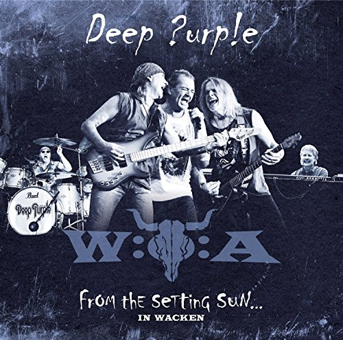 Vinilo : Deep Purple - From the Setting Sun (In Wacken) (3 Disc)