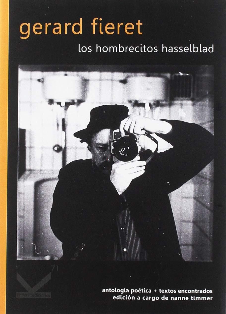 Portada del libro Los hombrecitos Hasselblad de Gerard Fieret