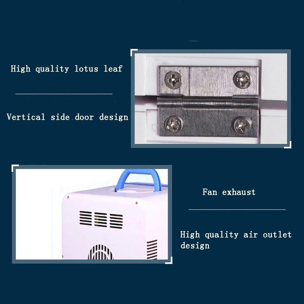 Family in Mini Nevera,Compacto portátil Mini Nevera,se enfría y se ...