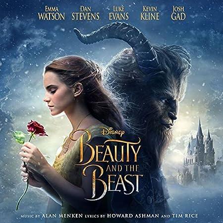 amazon ost beauty the beast original soundtrack 輸入盤 音楽