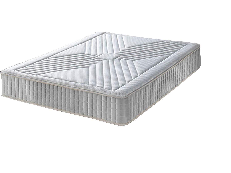 Starlight Beds Ltd: colchón individual pequeño, individual, doble pequeño, doble o king Colchones de viscoelástica disponibles en todos los tamaños: ...