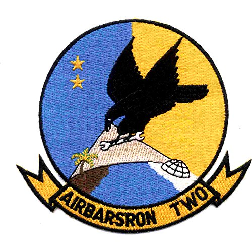 VW-2 Aviation Airborne Early Warning Pacific Barrier Dew Line Patch