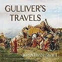Gulliver's Travels Hörbuch von Jonathan Swift Gesprochen von: Gordon Griffin