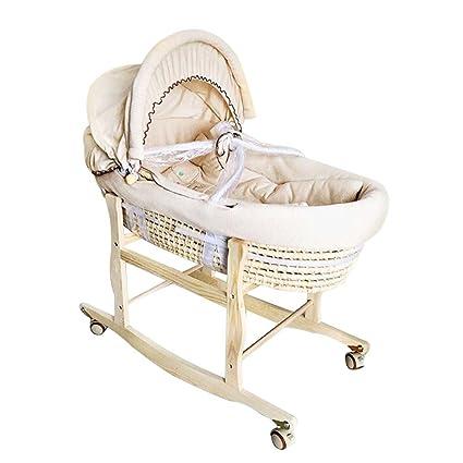 Sleeping basket Flash- 0-1 años Moisés Cesta bebé Cuna/Cesta para ...