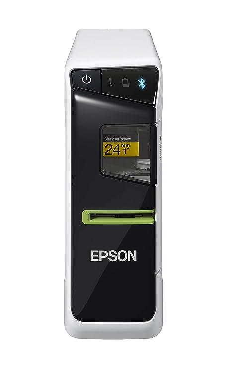 Epson LabelWorks LW-600P - Impresora de Etiquetas (Transferencia térmica, 180 x 180 dpi, 15 mm/s, 2,4 cm, 1,8 cm, Fuerte, Italic, Normal, Shadow)